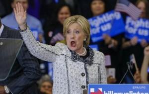 Хиллари Клинтон и третья мировая война