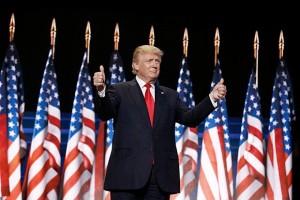 Дональд Трамп победа на выборах США 8 ноября 2016